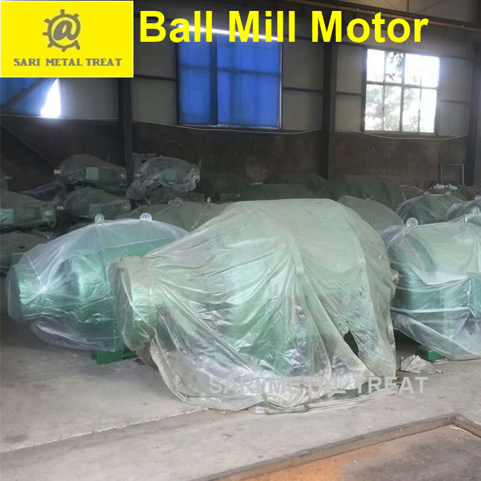 Motor for ball mill machine