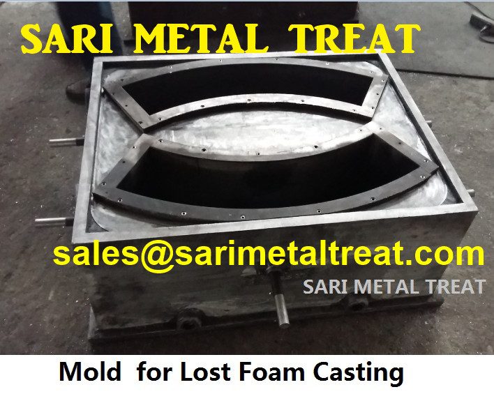 Mold for lost foam casting