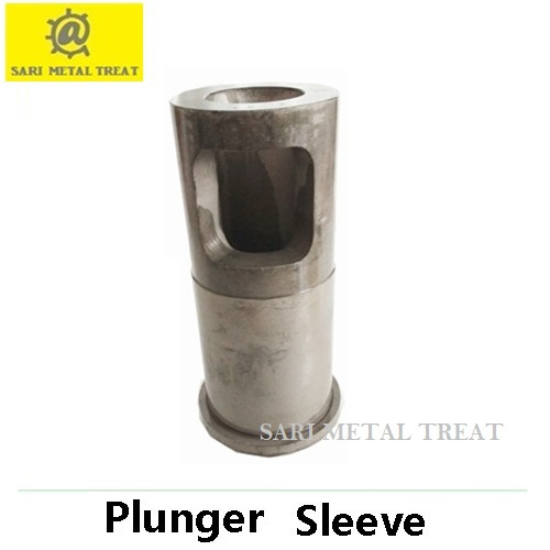 Plunger sleeve