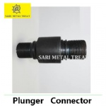 Plunger connector