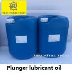 Plunger lubricant oil