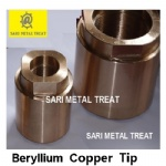 beryllium copper plunger tips